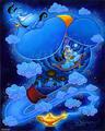 Aladdin - cherl12345-tamara fan art