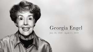 R.I.P. Georgia Engel