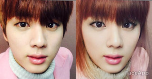female Bangtan Boys