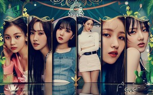 GFRIEND FEVER #WALLPAPER