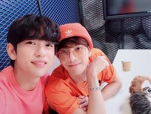 jinyoung and jackson
