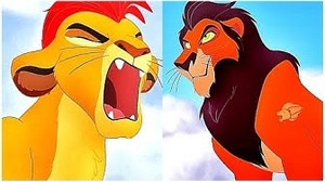 kion vs scar