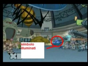 phineas and ferb illuminati