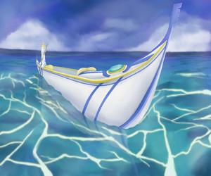prima góndola aria the animación por azakurashi d54wwe1