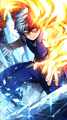 todoroki - anime photo