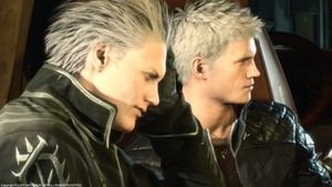 vergil and nero