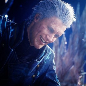vergil laugh