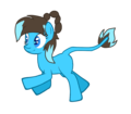 water Jadweeper (Pony style) - latale-kirby photo