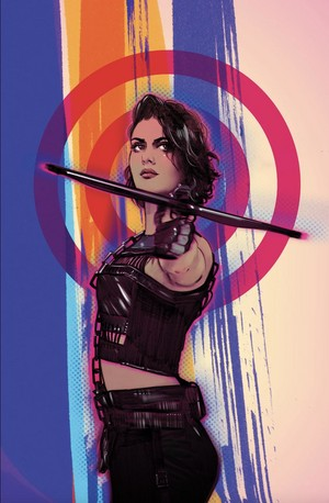 'Birds Of Prey' Huntress Trade Paperback Special Cover