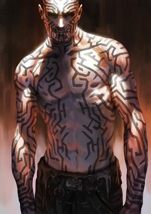 ~CHARACTER~ An Ominous Man
