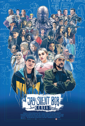 'Jay and Silent Bob Reboot' Poster