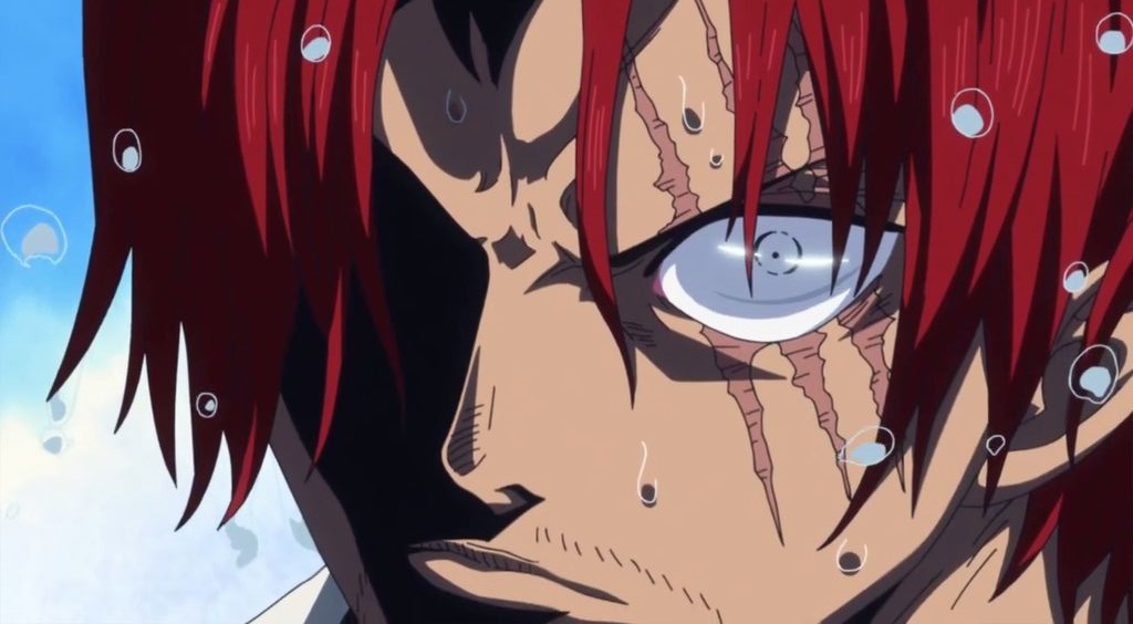 Red Haired Shanks One Piece Anime Photo 43004467 Fanpop
