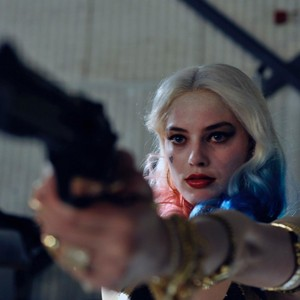 'Suicide Squad' Behind The Scenes ~ Harley Quinn Make-Up Test