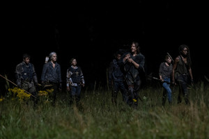 10x03 ~ Ghosts ~ Carol, Daryl, Michonne and Laura