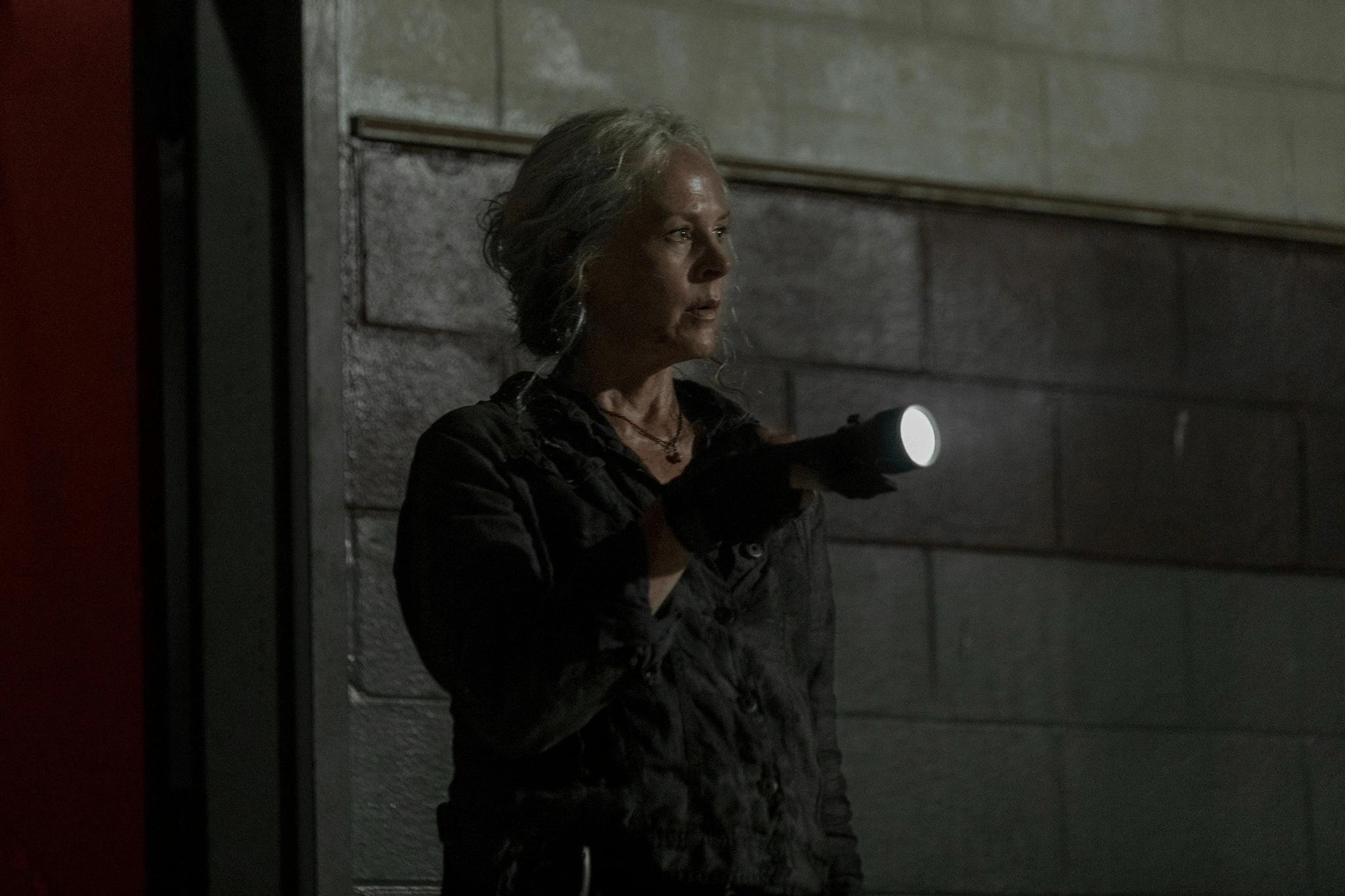 10x03 ~ Ghosts ~ Carol