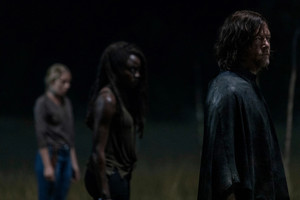 10x03 ~ Ghosts ~ Daryl and Michonne
