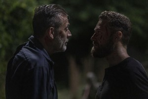 10x03 ~ Ghosts ~ Negan and Aaron