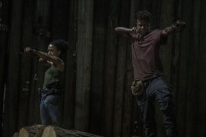 10x04 ~ Silence the Whisperers ~ Connie and Kelly