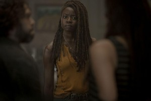 10x04 ~ Silence the Whisperers ~ Michonne