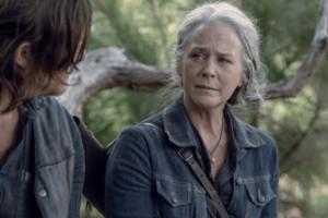 10x06 ~ Bonds ~ Carol and Daryl