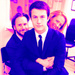 13 RW Behind the Scenes - dylan-minnette icon