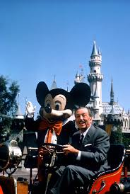 1955 Grand Opening Of Disneyland