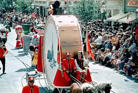 1971 Disney World Grand Opening