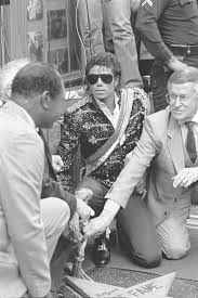 1984 Walk Of Fame Induction Cetemony