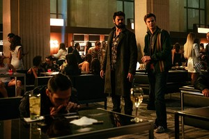 1x01 - The Name of the Game - Billy and Hughie
