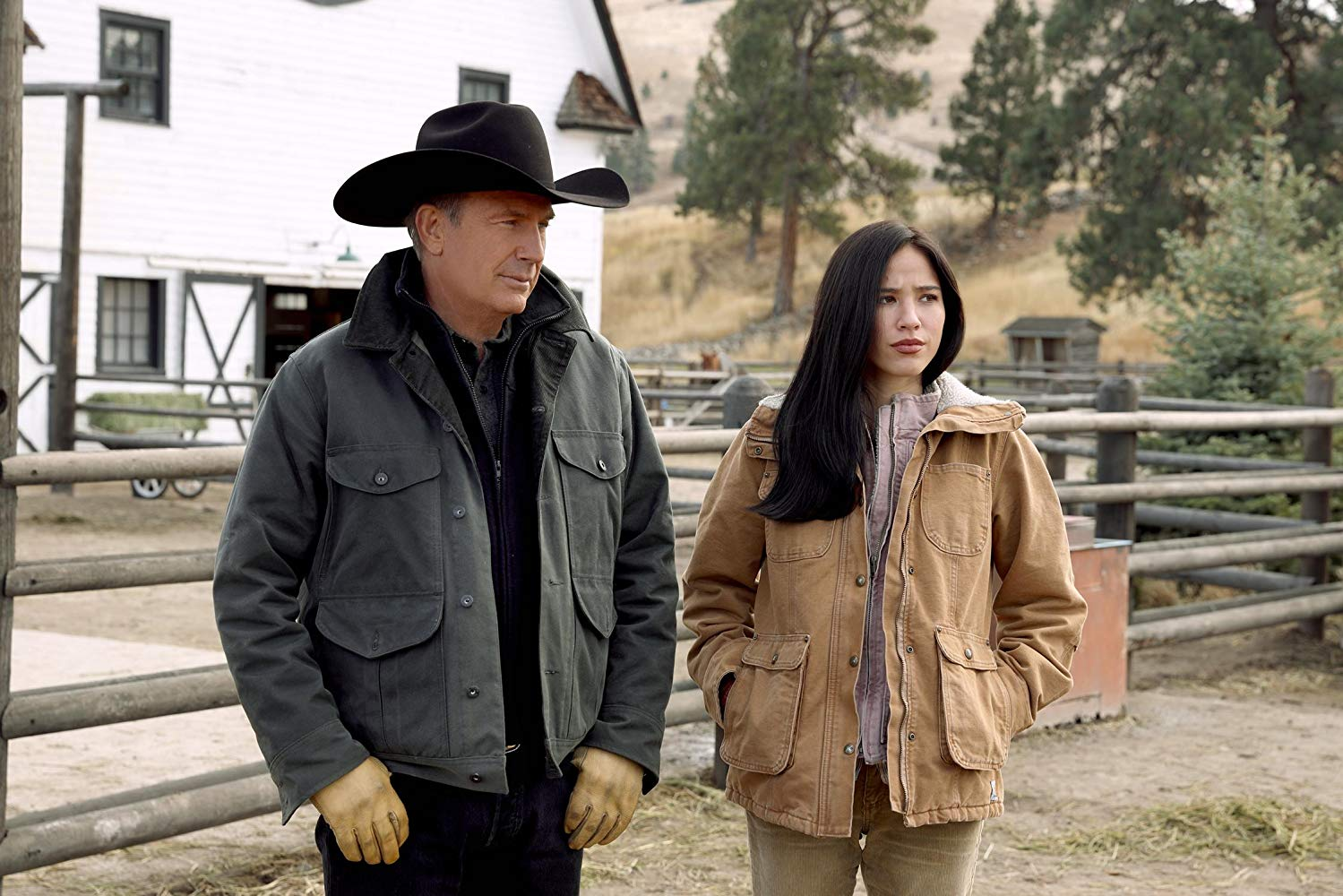 2x08 - Behind Us Only Grey - John and Monica
