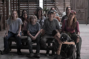 5x16 ~ End of the Line ~ Annie, Dylan, Max, Sarah and Althea