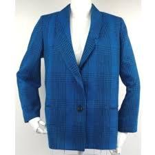 80s Power Suit Blazer