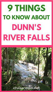 9 Things To Know About Dunn's River Falls