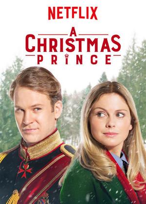 A Christmas Prince (2017) Poster