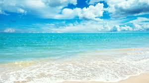 A دن At The ساحل سمندر, بیچ