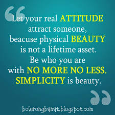 A Quote Pertaining To The Beauty