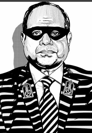 ABDELFATTAH ELSISI THE BEST WAR CRIMINAL IN EGYPT