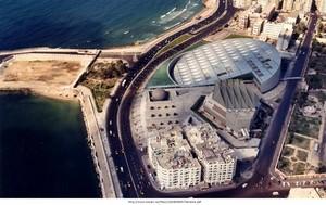 ALEXANDRIA thư viện EGYPT