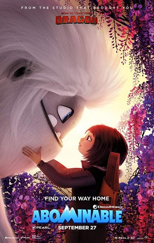 Abominable -September 27, 2019