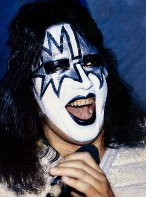 Ace ~Valencia, California...May 19, 1978 (Phantom Press Conference - Magic Mountain Amusement Park)