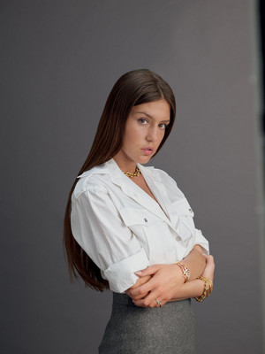阿黛尔 Exarchopoulos - L'Officiel Paris Photoshoot - 2019