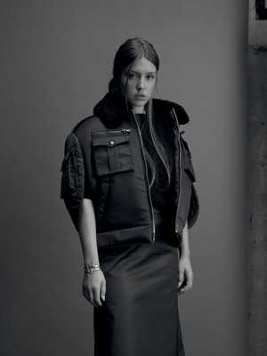 アデル Exarchopoulos - L'Officiel Paris Photoshoot - 2019