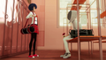 Adrien Agreste and Kagami Tsurugi - animated-couples photo