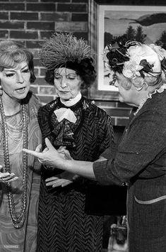 Agnes Moorehead-- Estelle Winwood-- Reta Shaw