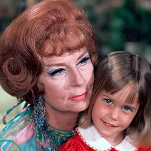 Agnes Moorehead and Erin Murphy