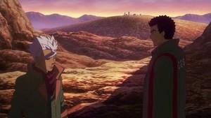 Orga Itsuka And Akihiro Altland