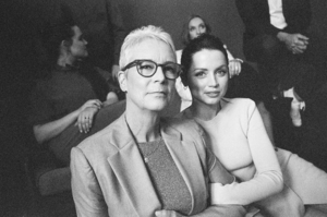 Ana and Jamie Lee Curtis for Variety (2019)
