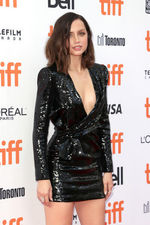 Ana at Knives Out premiere @ TIFF (2019)