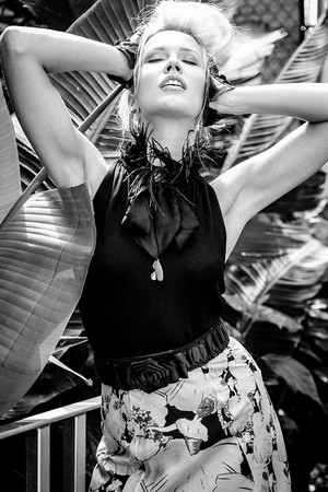 Anna Camp - Avenue Photoshoot - 2013