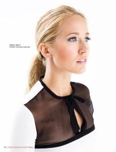 Anna Camp - Icon Magazine Photoshoot - 2013